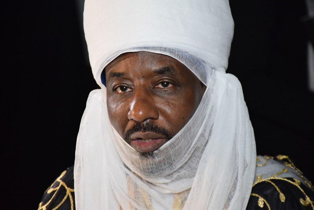 Former Emir of Kano, Sanusi Lamido-Sanusi