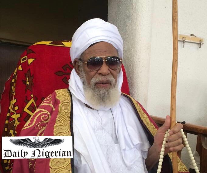 At Maulud, Sheikh Dahiru Bauchi says Nigerians aresuffering from hunger, poverty, insecurity