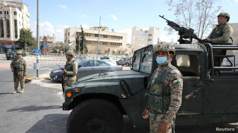 COVID-19: Jordan imposes nationwide curfew to prevent outbreak