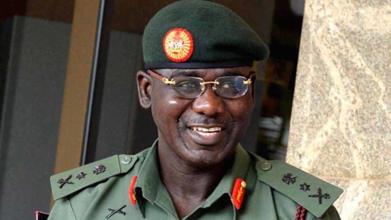 Burataito Buhari: We've killed over 1,429 insurgents, arrested 116 informants, spies