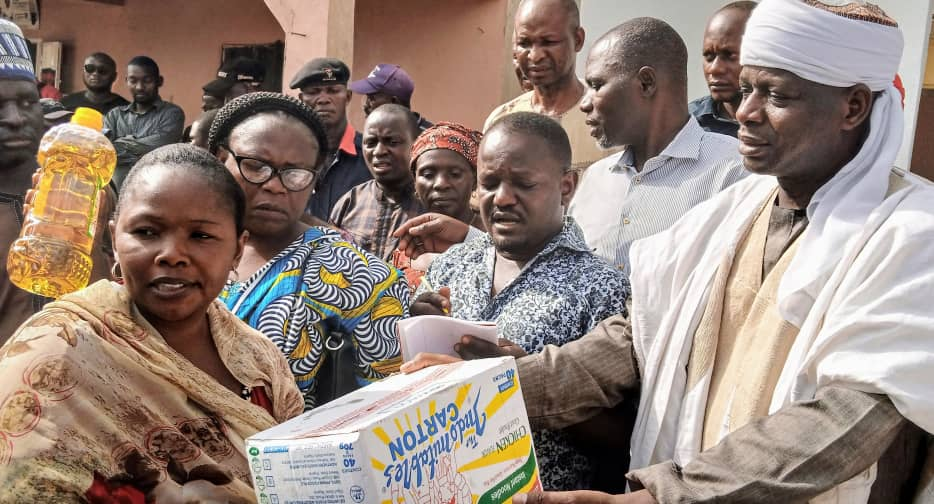 Kaduna govt's N500m food distribution not reaching the poor, Coalition cries out