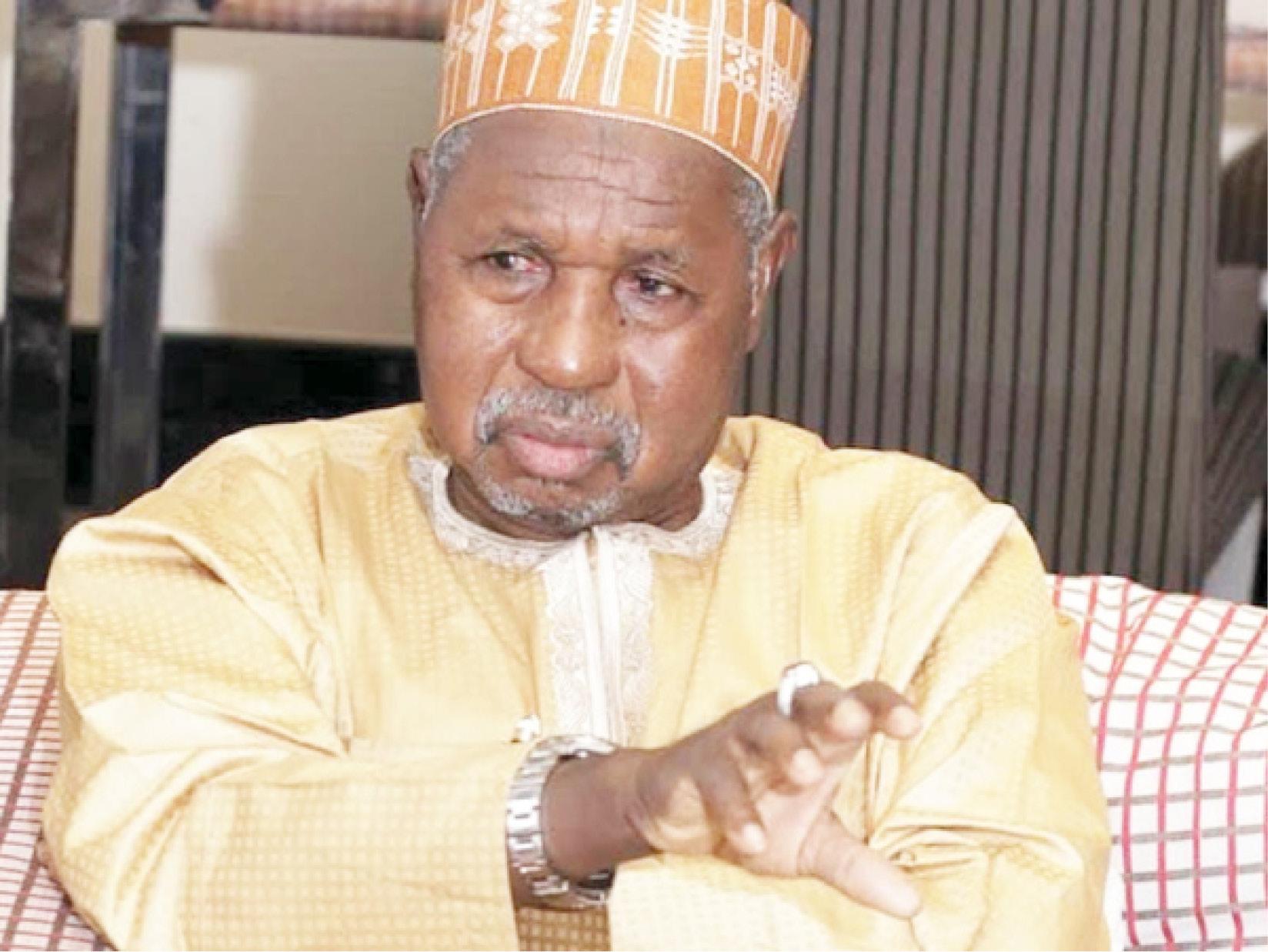 Governor Aminu Masari