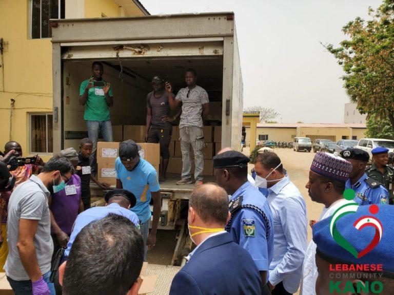 COVID-19: Lebanese community donates medical equipment, consumables to Aminu Kano Teaching Hospital