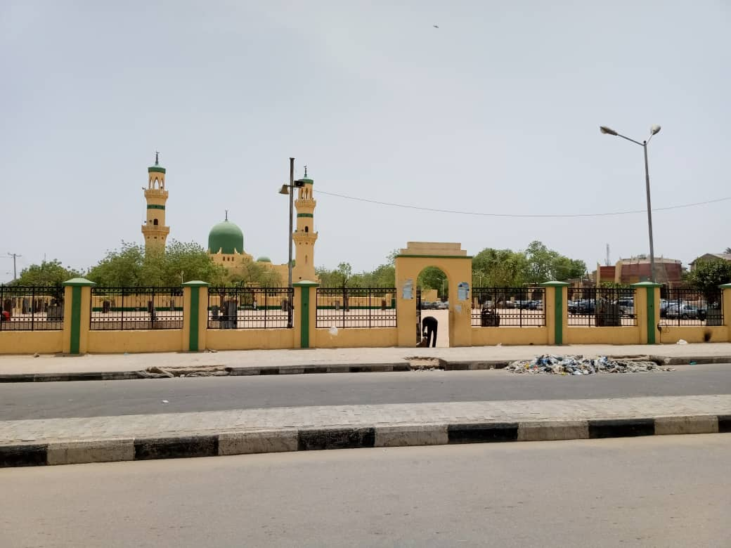 Streets deserted, Juma'at mosques shut down in Kano