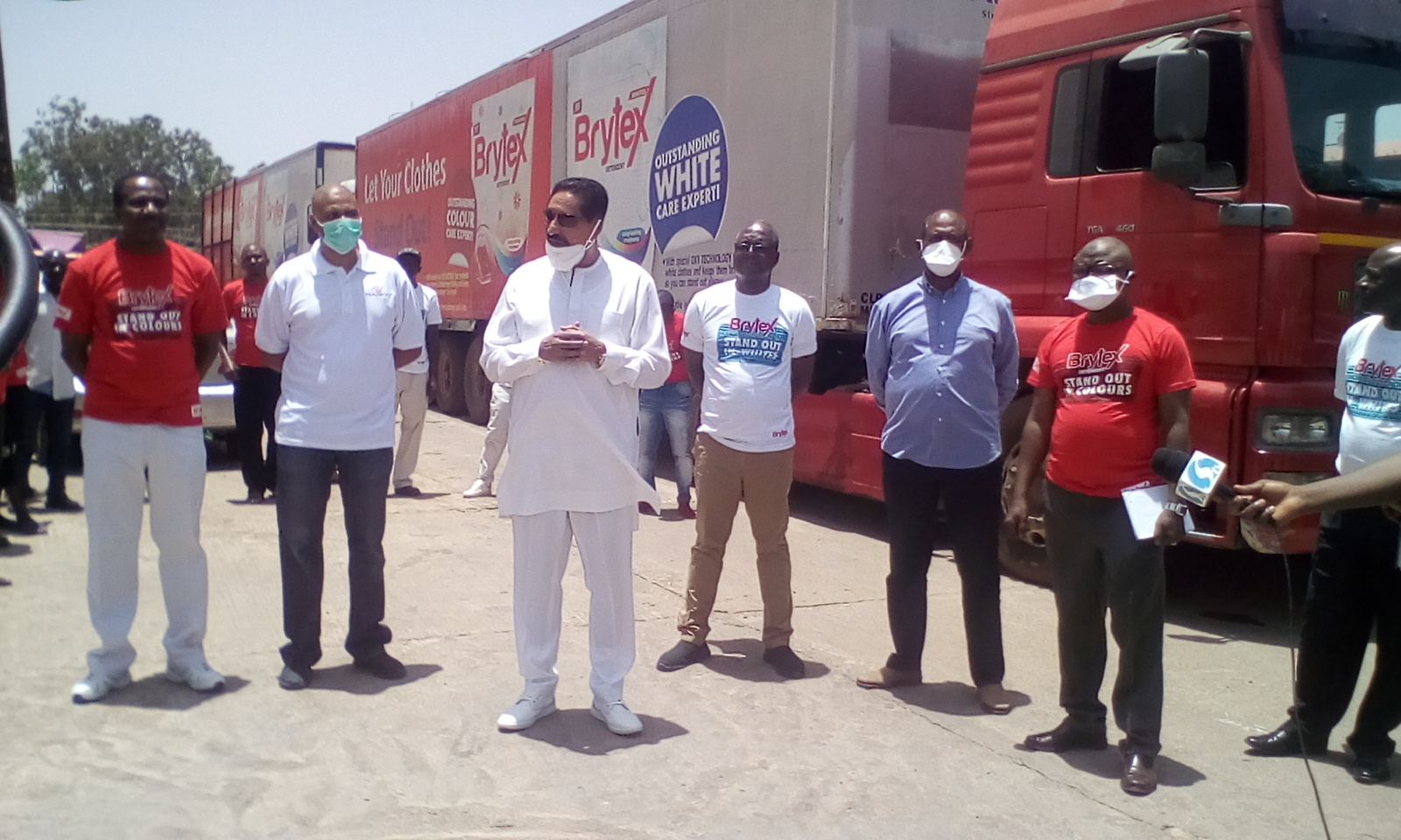 COVID-19: NASCO group donates N60m worth of own products to Lagos, FCT, Plateau