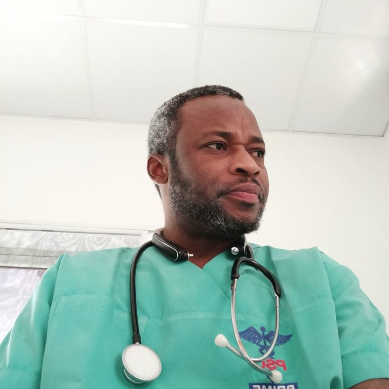 My experience with Kano's first COVID-19 patient, by James King