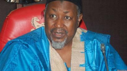 Governor Badaru Abubakar of Jigawa State