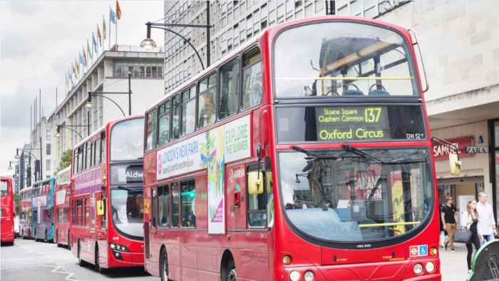 London beefs up COVID-19 protection on buses due to death of 9 drivers