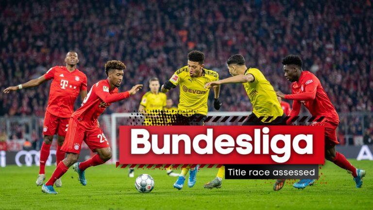 BREAKING: Bundesliga to return May 16 – GFA