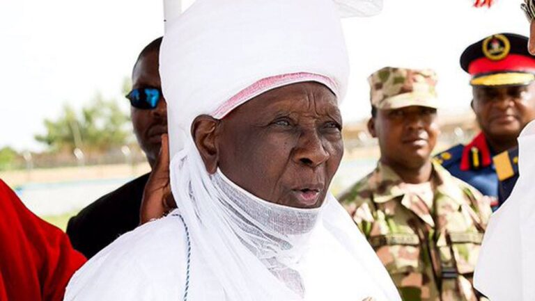 """COVID-19: Emir of Daura speaks after leaving hospital, says Coronavirus is """"real and very serious"""""""
