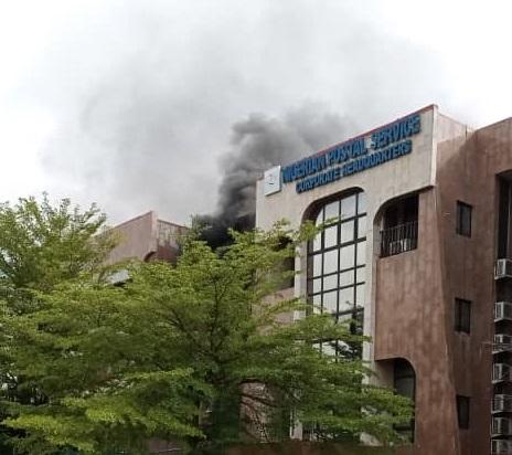 NIPOST Headquarters in Abuja