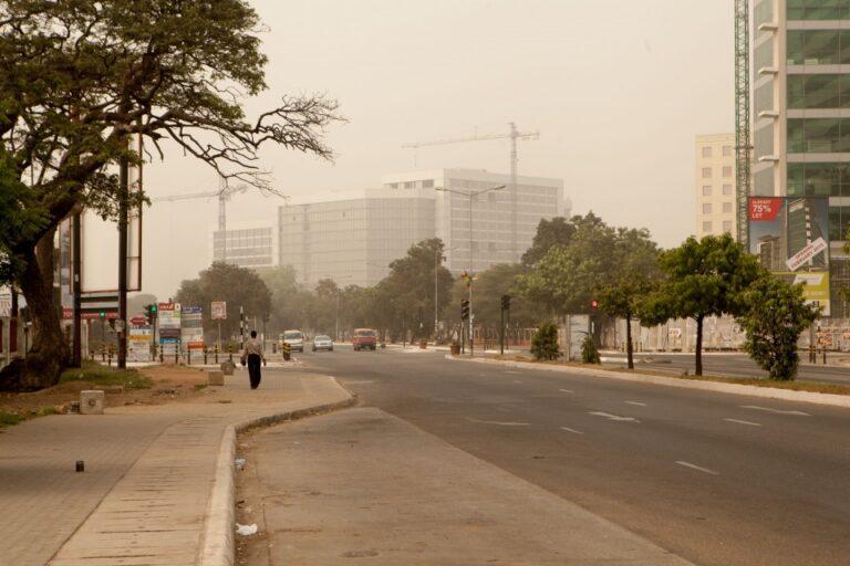 NiMet predicts 3 days of dust haze, thunderstorms