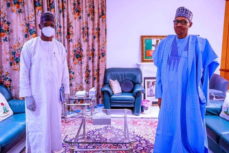 Sule and Buhari