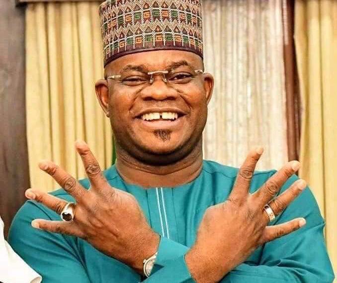 Kogi Guber: Supreme Court upholds Yahaya Bello's victory