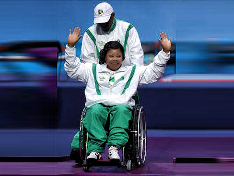 Sports won't be the same after COVID-19, Paralympic gold medalist Ejike says