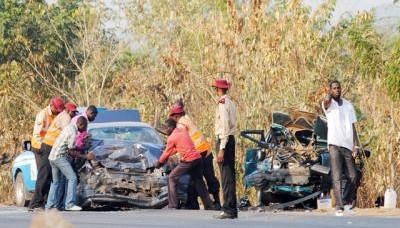 Auto crash kills 9, injures 41 in Kano – FRSC
