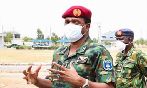 Insecurity: CAS Abubakar's critical decisions for critical times