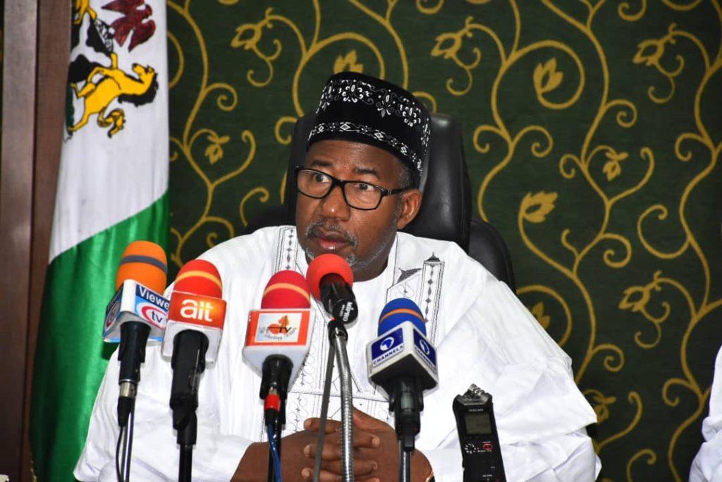 Governor Bala Mohammed Kaura