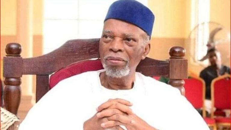 Bamidele Olumilua, former governor ofold Ondo dies at 80