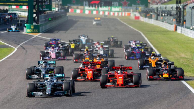 Formula One cancels Azerbaijan, Singapore and Japan races