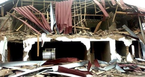 NYCN gives Ghana 72-hours to arrest, prosecute perpetrators of Nigerian High Commission building demolition