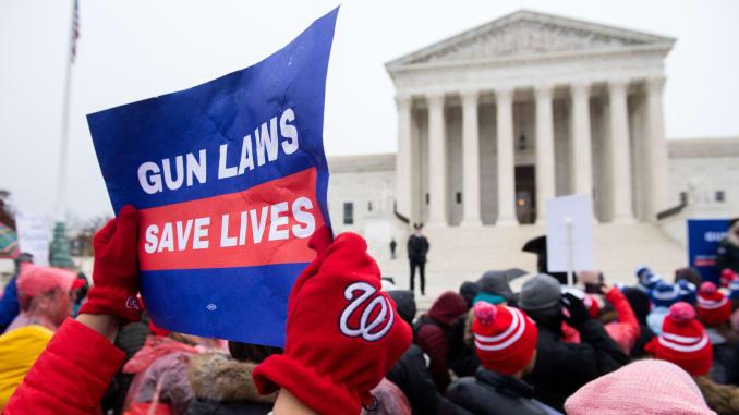 U.S. Supreme Court declines to hear gun rights cases