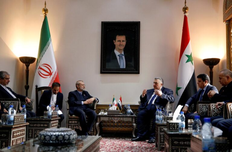 Iran rejects U.S. sanctions against Syria, vows to boost trade with ally