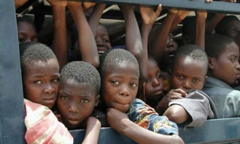 NAPTIP rescues 135 human trafficking victims, arrests 86 suspects in Kano