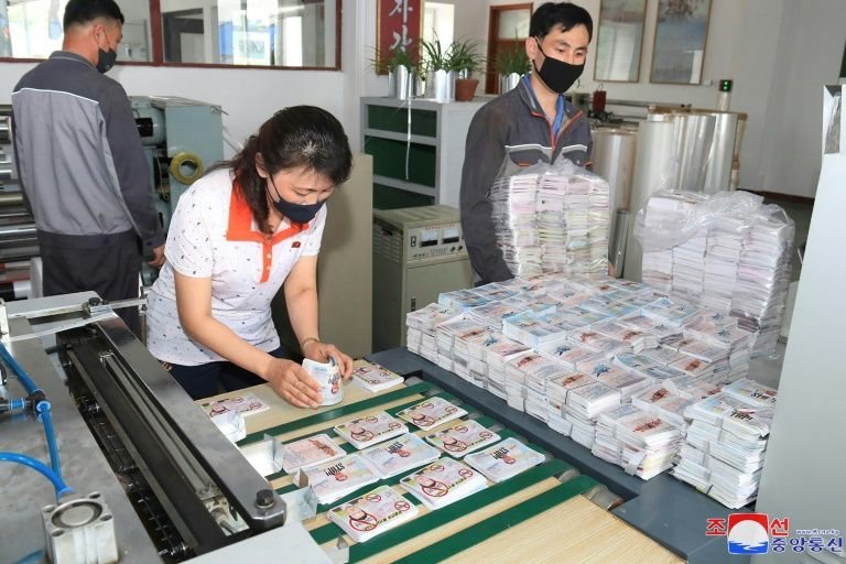 North Korea plans to send '12m' propaganda leaflets to S. Korea