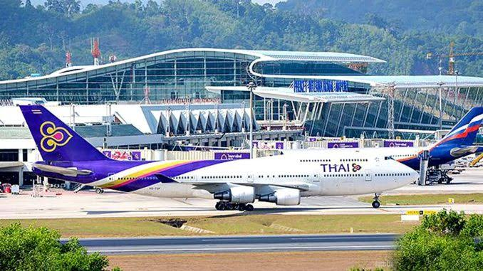 Thailand's Phuket airport reopens after 2-month shutdown over COVID-19