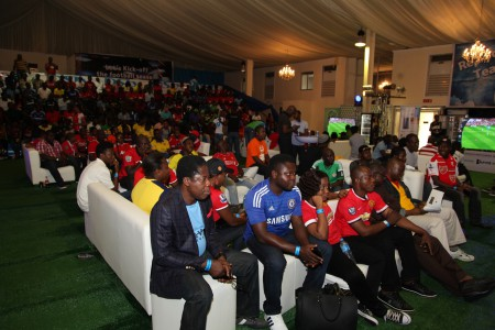 COVID-19: Football viewing centres set to enforce NCDC protocols as league resumes