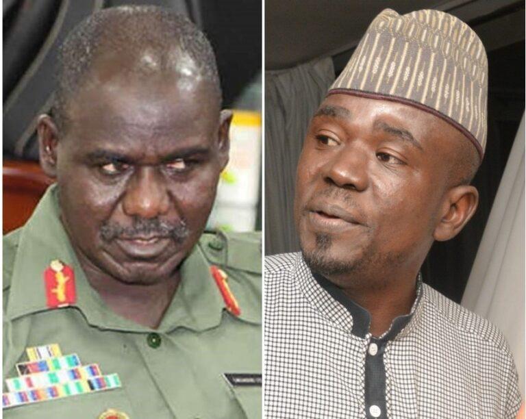 Not Buhari, but Buratai's goons against Yushau, by Mohammed Dahiru Lawal