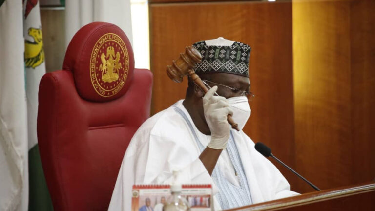 Electronic voting: Senate sets up conference committee
