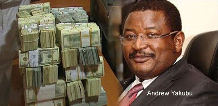 Money recovered in my Kaduna residence not from Bola Shagaya, Omokore, says Ex-NNPC GMD Yakubu