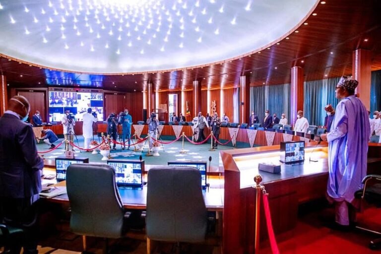 FEC approves N87.54bn for road projects in FCT, 3 other states