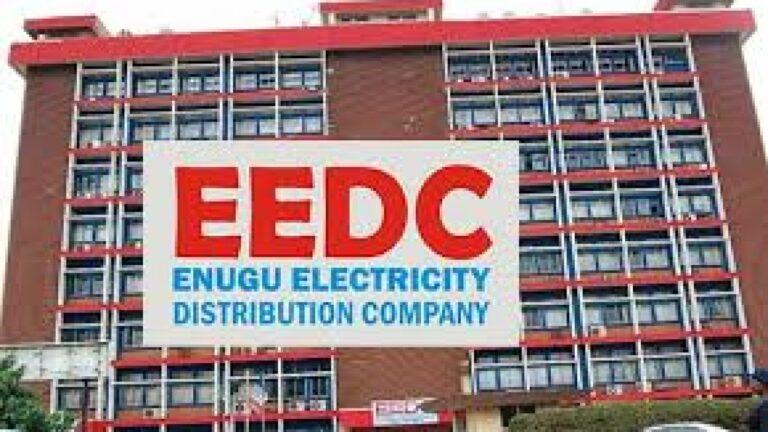 EEDC announces weeklong black-out in Enugu communities over maintenance