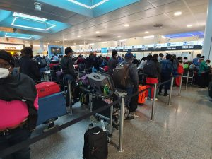 Nigeria evacuates 590 Nigerians from UK, 305 from Dubai