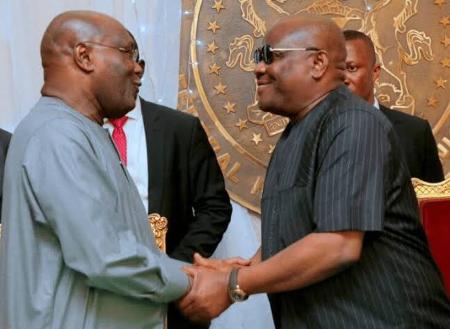 #Edo2020: Atiku commends appointment of Wike, urges unity in PDP camp