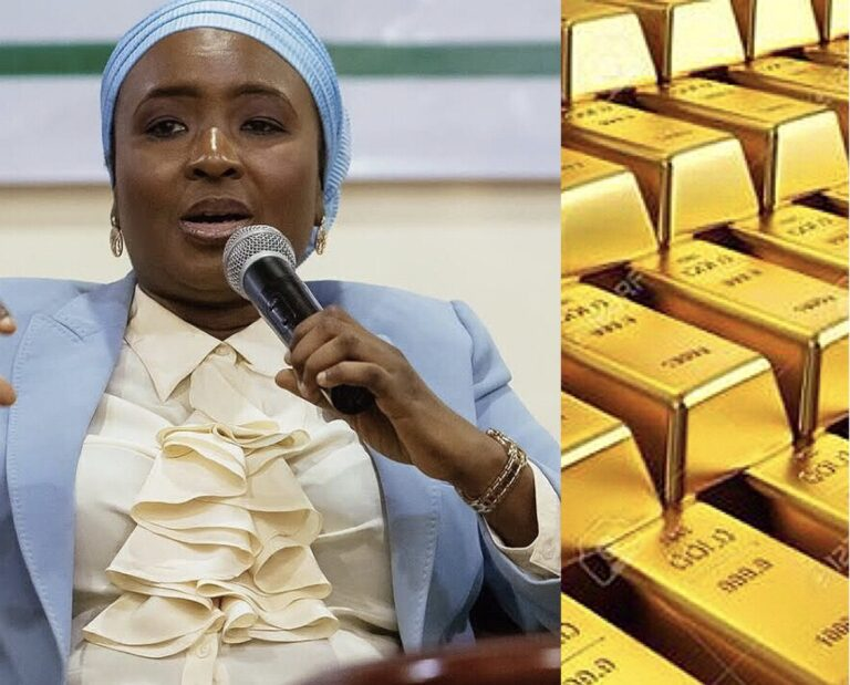 Buhari set to receive first gold and silver bars produced by Nigerian artisan miners
