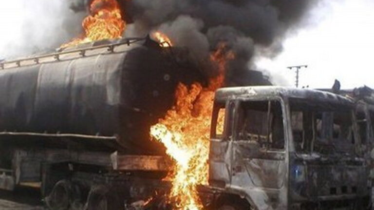 1 killed as petrol tanker explodes in Kano
