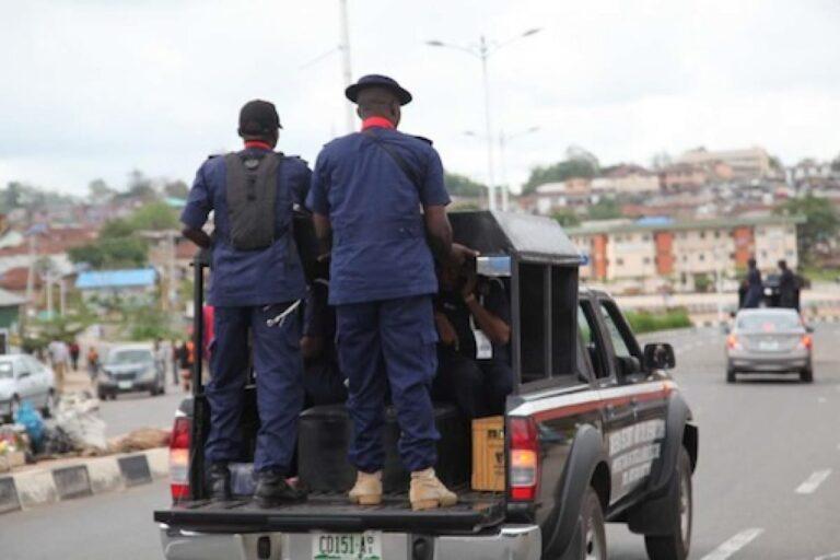 NSCDC arrest man over alleged N1.9m employment scam in Ondo