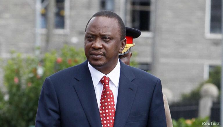 Kenya's president not involved in Kanu's re-arrest – Envoy