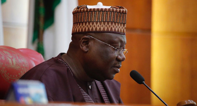 Lawan calls for speedy implementation of Petroleum Industry Act