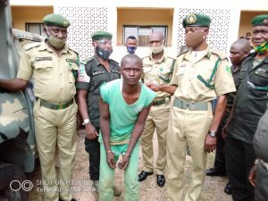 Nigerian Military arrest 1 fleeing inmate, day after gunmen attack prison officials in Plateau
