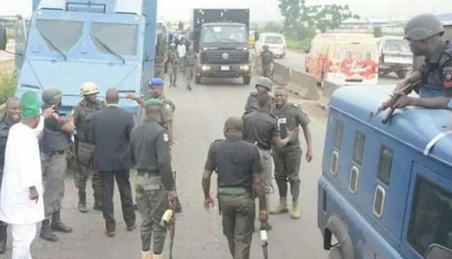 Nigerian Army disowns soldiers involved in Bullion Van robbery