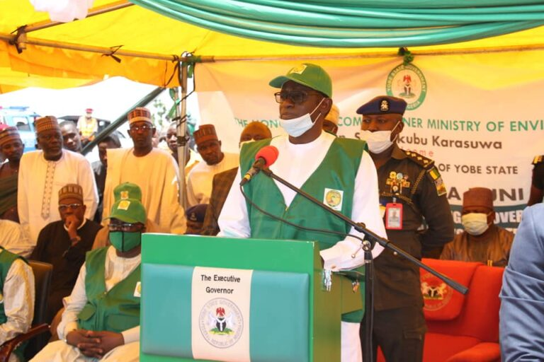 FEATURE: Hope beckons as Yobe begins Buni's Climate Action Plan