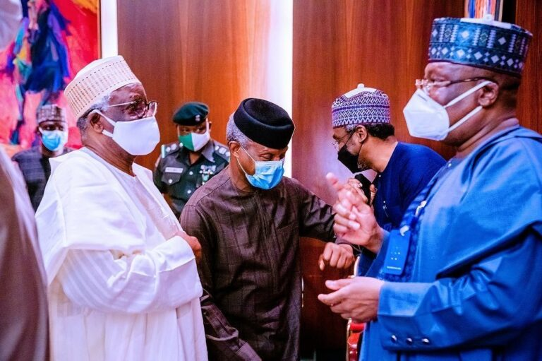 Buhari inaugurates committee for reconciling aggrieved APC members