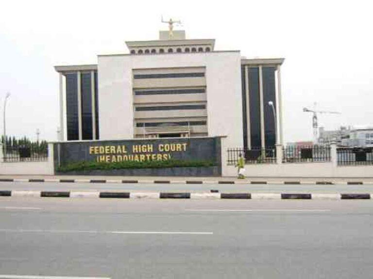 #EndSARS: Abuja Federal High Court shutdown