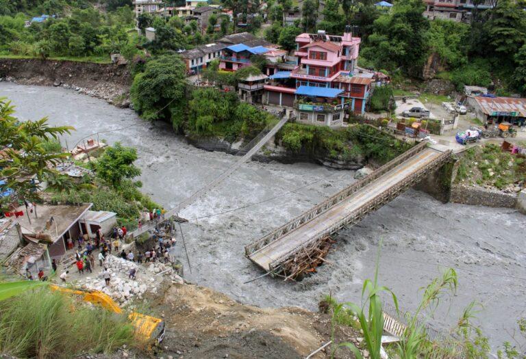 9 killed, dozens missing as multiple landslides hit Nepal