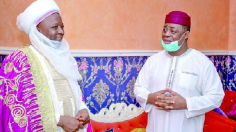 Fani-Kayode: Shinkafi emir accepts 5 council members' resignation, appoints replacements